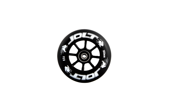 Jolt Wheels Black 100 mm 85А