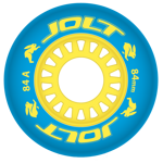 Jolt Wheels 72 mm 84A